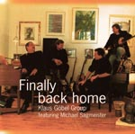CD-Cover: Klaus Göbel Group - Finally Back Home
