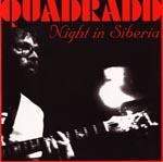 CD-Cover: Quadradd - Night In Siberia
