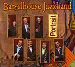 CD-Cover: Barrelhouse Jazzband - Portrait