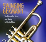 CD-Cover: Swinging-Germany: Traditioneller Jazz und Swing in Deutschland